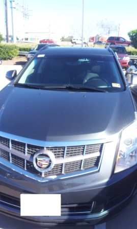 Cadillac Srx Windshield