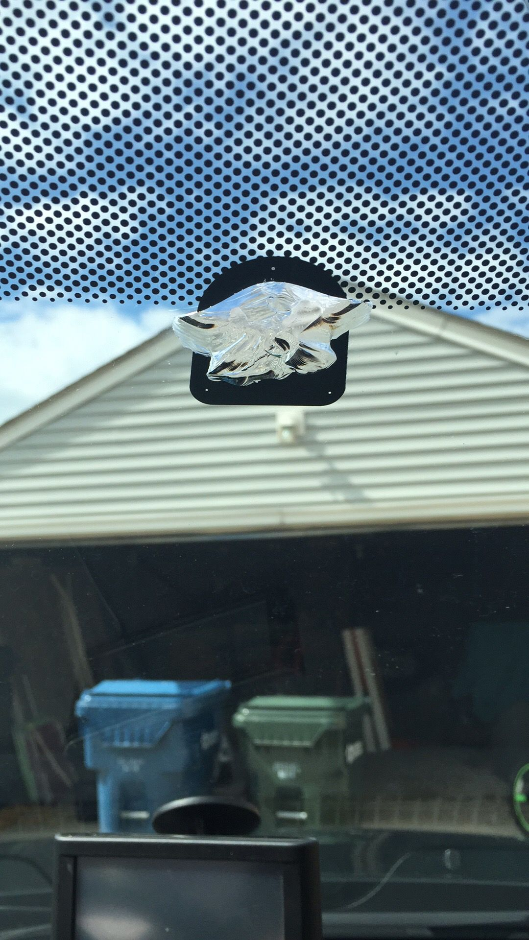 2017 Dodge Durango Windshield