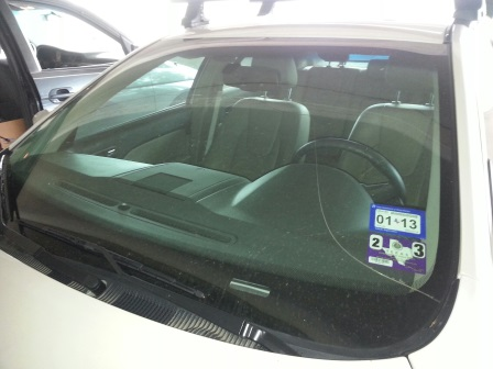Ford Fusion Windshield Rain Sensor