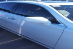 2011 Lexus LS 460 Door Glass   Front Passenger's Side