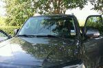 2011 Toyota 4Runner 4 Door Windshield   Electrochromic Mirror