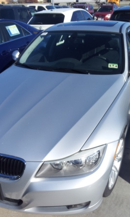 2012 Bmw 328 2 Door Coupe Windshield