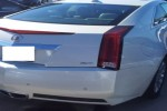 2012 Cadillac CTS 2 Door Coupe Back Glass