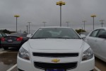 2012 Chevrolet Malibu 4 Door Sedan Windshield