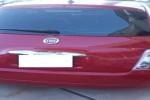 2012 Fiat 500 Back Glass