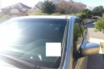 2012 Honda Odyssey Windshield Replacement