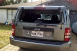 2012 Jeep Liberty Back Glass Replacement