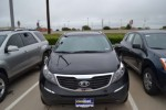 2012 Kia Sportage 4 Door Utility Windshield