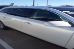 2012 Lincoln MKT Door Glass   Front Passenger's Side