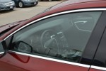 2012 Volvo S60 Door Glass Front Driver Side
