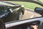 2013 Dodge Grand Caravan Front Driver's Side Door Glass