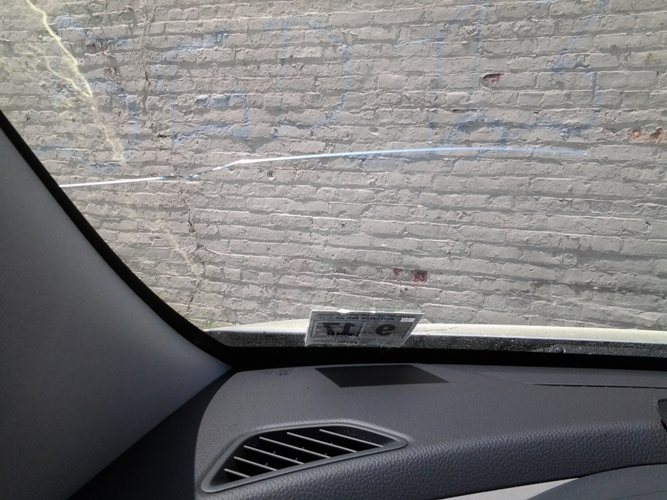 2013 hyundai santa fe windshield for Window replacement quote