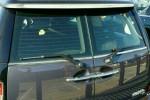2013 MINI Cooper Clubman Back Glass   Driver's Side