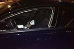 2013 Mitsubishi Lancer 4 Door Sedan Door Glass Front Driver Side
