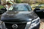 2013 Nissan Pathfinder 4 Door Utility Windshield Replacement