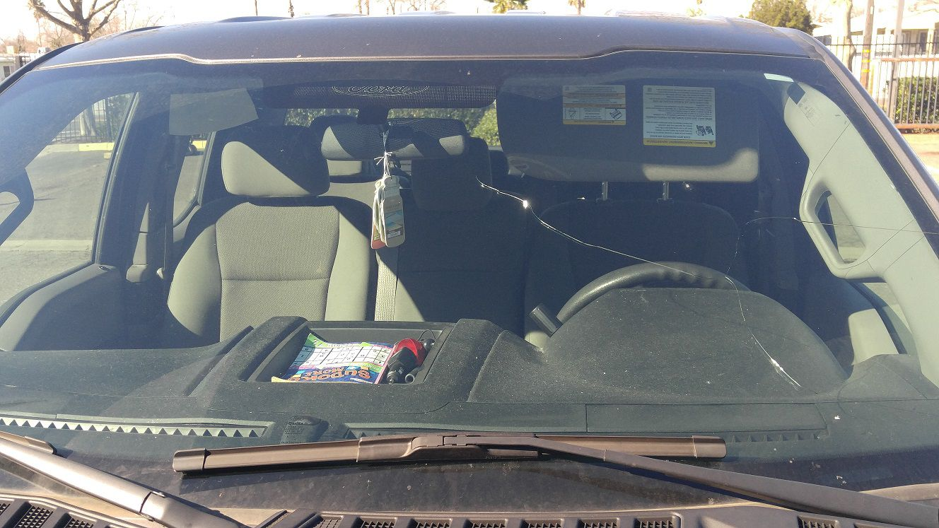 Windshield 2017 Ford F 150 2 Door Super Cab I Can T Find My Part
